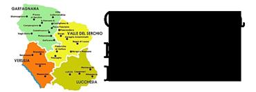 Comuni della provincia di Lucca